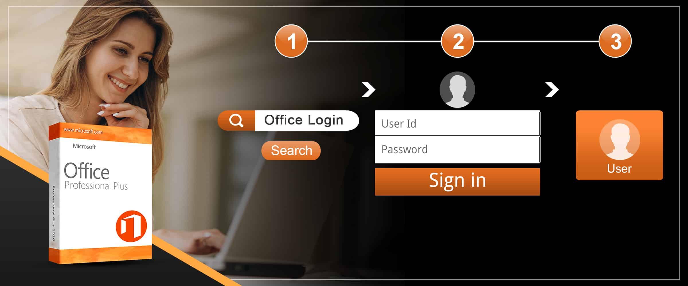 Office Login : MS Office login | Office.com/myaccount