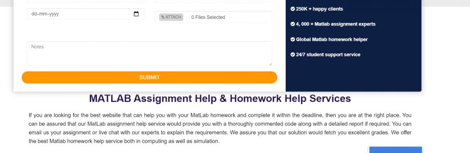 MATLAB ASSIGNMENT EXPERTS Cover Image