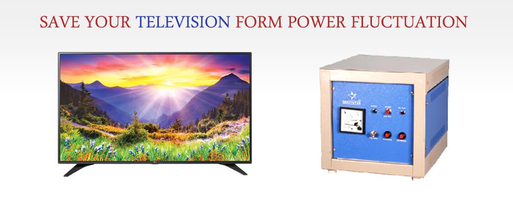 Servo Stabilizer for LED TV | Servo Star