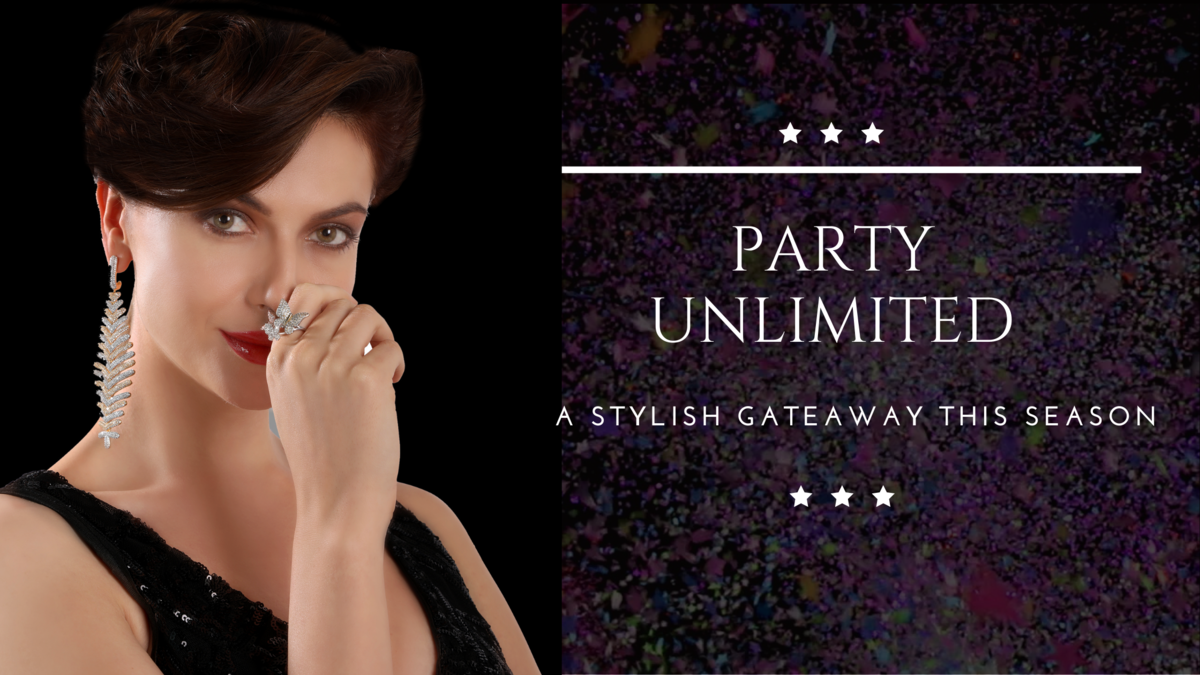 Be New Year Eve Ready With The Party Edit by Sia! – SIA Jewellery