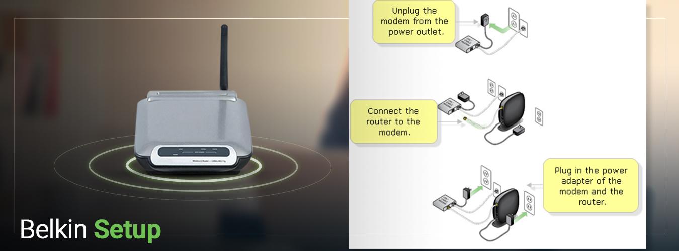 Belkin Setup : Setup the Belkin WiFi Range Extender | Belkin.Setup