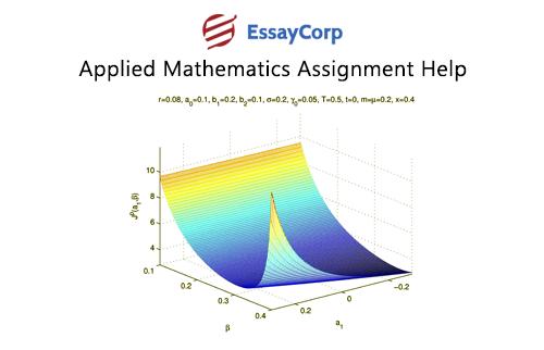 Applied Math Assignment Help & Homework Help | EssayCorp
