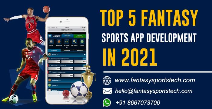Top 5 Fantasy Sports App Development Companies in 2021